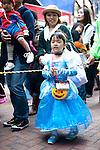 October 31, 2012, Tokyo, Japan - Japanese people march with their costumes during Kichijoji Halloween Festival 2012 near the Kichijoji station, Tokyo Japan. (Photo by Yumeto Yamazaki/AFLO)