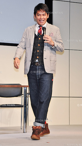 "Keisuke Okada(Masuda Okada), Oct 02, 2012 : Tokyo, Japan : Keisuke Okada attends a press conference for TV drama ""The Closer:Seven season "" in Tokyo, Japan, on October 2, 2012."