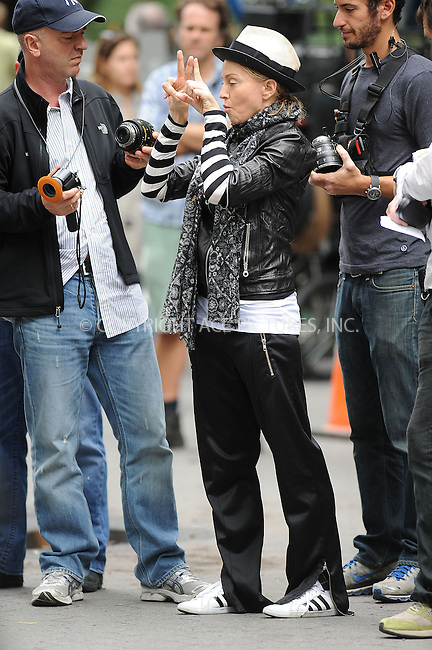 WWW.ACEPIXS.COM . . . . . .September 17, 2010, New York City....Madonna directing her movie W.E. in Central Park on September 17, 2010 in New York City....Please byline: KRISTIN CALLAHAN - ACEPIXS.COM.. . . . . . ..Ace Pictures, Inc: ..tel: (212) 243 8787 or (646) 769 0430..e-mail: info@acepixs.com..web: http://www.acepixs.com .