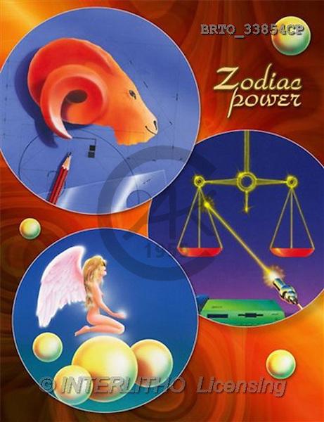 Alfredo, MODERN, zodiacs, paintings(BRTO33854CP,#N#) Sternzeichen, zodíaco, illustrations, pinturas
