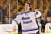 Mattias Göransson (UML - 26) The University of Massachusetts-Lowell River Hawks defeated the Boston College Eagles 4-3 to win the 2017 Hockey East tournament at TD Garden on Saturday, March 18, 2017, in Boston, Massachusetts.
