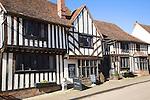 The Bell, Kersey, Suffolk, England