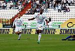 Deportivo Pasto venció como visitante 3-2 a Once Caldas. Fecha 19 Liga Águila I-2017.