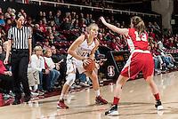 Stanford, CA; Saturday December 19, 2015; Woman's Basketball, Stanford vs. Cornell