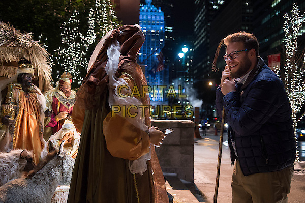 The Night Before (2015) <br /> Seth Rogen<br /> *Filmstill - Editorial Use Only*<br /> CAP/FB<br /> Image supplied by Capital Pictures
