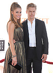 Maria Menounos and Derek Hough attends the Dizzy Feet Foundation's Celebration of Dance Gala held at The Dorothy Chandler Pavilion at The Music Center in Los Angeles, California on July 28,2012                                                                               © 2012 DVS / Hollywood Press Agency