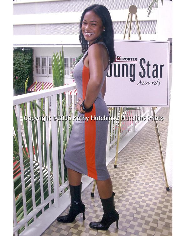 Tatyana Ali.Young Star Award Nominations.Beverly Hilton Hotel.Beverly Hills, CA.September 2, 1999.©2006 Kathy Hutchins / Hutchins Photo....
