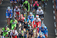 World Champion Michal Kwiatkowski (POL/Ettix-Quickstep) in the bunch for the first passage up the Cauberg<br /> <br /> 50th Amstel Gold Race 2015