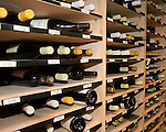Wine Cellar, Cru Restaurant,New York, New York