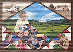 Tillamook County Public Mural