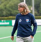 BLOEMENDAAL -  Wietske de Ruiter  , 2e play out wedstrijd tussen Bloemendaal-HGC dames (2-0). COPYRIGHT KOEN SUYK