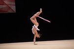 British Gymnastics Championships 2017<br /> Laura Halford<br /> Liverpool Echo Arena<br /> 30.07.17<br /> &copy;Steve Pope - Sportingwales