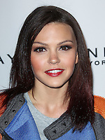 WEST HOLLYWOOD, CA, USA - APRIL 08: Aimee Teegarden at the Marie Claire Fresh Faces Party Celebrating May Cover Stars held at Soho House on April 8, 2014 in West Hollywood, California, United States. (Photo by Celebrity Monitor)