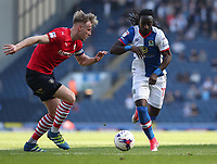 Blackburn Rovers' Marvin Emnes in action during todays match<br /> Photographer Rachel Holborn/CameraSport<br /> <br /> The EFL Sky Bet Championship - Blackburn Rovers v Barnsley - Saturday 8th April 2017 - Ewood Park - Blackburn<br /> <br /> World Copyright &copy; 2017 CameraSport. All rights reserved. 43 Linden Ave. Countesthorpe. Leicester. England. LE8 5PG - Tel: +44 (0) 116 277 4147 - admin@camerasport.com - www.camerasport.com
