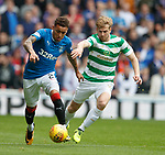 James Tavernier and Stuart Armstrong