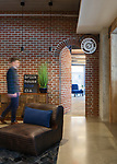 Brick House Blue   WSA Studio