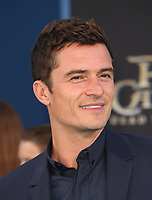 "HOLLYWOOD, CA - May 18: Orlando Bloom, At Premiere Of Disney's ""Pirates Of The Caribbean: Dead Men Tell No Tales"" At Dolby Theatre In California on May 18, 2017. Credit: FS/MediaPunch"