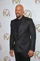 Common at the 2017 Producers Guild Awards at The Beverly Hilton Hotel, Beverly Hills, USA 28th January  2017<br /> Picture: Paul Smith/Featureflash/SilverHub 0208 004 5359 sales@silverhubmedia.com