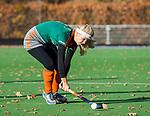 TILBURG  - hockey- Jessie Kamer (WereDi)   tijdens de wedstrijd Were Di-MOP (1-1) in de promotieklasse hockey dames. COPYRIGHT KOEN SUYK