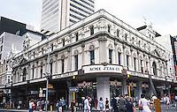 Perth: McNess Royal Arcade. William Wolf, Arch., circa 1897. Photo '82.