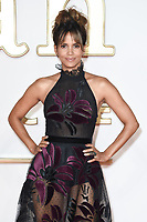 Halle Berry at the world premiere for &quot;Kingsman: The Golden Circle&quot; at the Odeon and Cineworld Leicester Square, London, UK. <br /> 18 September  2017<br /> Picture: Steve Vas/Featureflash/SilverHub 0208 004 5359 sales@silverhubmedia.com