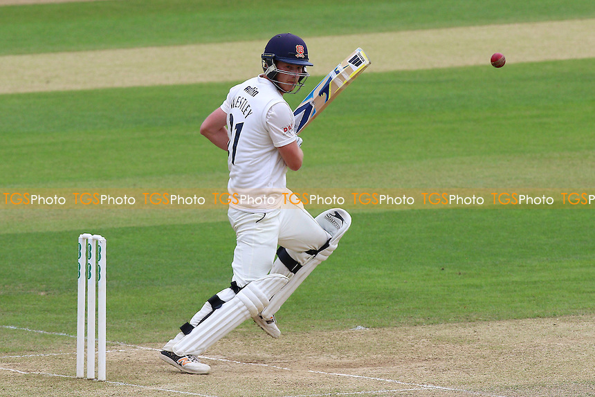 Tom Westley in batting action for Essex during Essex CCC vs Kent CCC, Specsavers County Championship Division 2 Cricket at the Essex County Ground on 4th July 2016