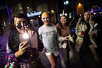 28/10/2018 Halloween Revellers