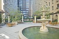 Garden at 333 West 56th Street