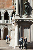 Palazzo Ducale (Doge's Palace), Venice, Italy, October 2010. Images are available for editorial licensing, either directly or through Gallery Stock. Some images are available for commercial licensing. Please contact lisa@lisacorsonphotography.com for more information.