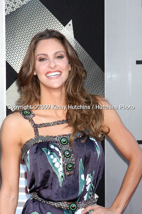 """Jill Wagner arriving at the """"Transformers: Revenge of the Fallen"""" Premiere at the Mann's Village Theater in Westwood, CA  on June 22, 2009.  .©2009 Kathy Hutchins / Hutchins Photo"""