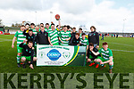 Killarney Celtic winner of the Greyhound Cup overcoming Tralee Dynamos in the final on Sunday.