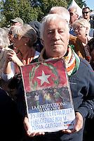 """""""Ricucire l'Italia"""", manifestazione organizzata da Libertà e Giustizia. Milano, 8 ottobre 2011...""""Repairing Italy"""", demonstration organized by Libertà e Giustizia. Milan, October 8, 2011"""