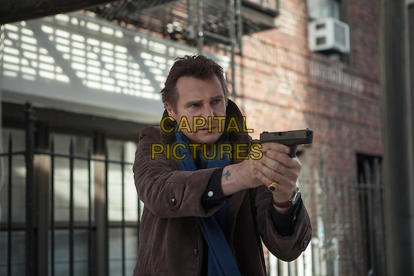 Liam Neeson<br /> in A Walk Among the Tombstones (2014) <br /> *Filmstill - Editorial Use Only*<br /> CAP/NFS<br /> Image supplied by Capital Pictures