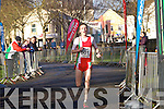 Derek Griffin at the Valentines 10 mile road race in Tralee on Saturday.