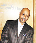 All My Children, Another World and Castle's Ruben Santiago-Hudson at Opening Night of Hurt Village on February 27 at The Pershing Square Signature Center, New York City, New York.  (Photo by Sue Coflin/Max Photos)