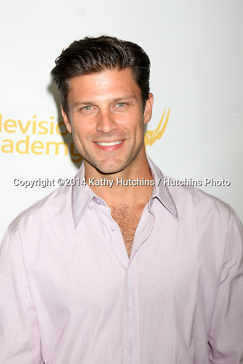 LOS ANGELES - JUN 19:  Greg Vaughn at the ATAS Daytime Emmy Nominees Reception at the London Hotel on June 19, 2014 in West Hollywood, CA