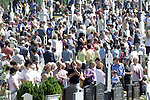Part of the large attendence at cemetary Sunday in Calvary..Picture Paul Mohan Newsfile