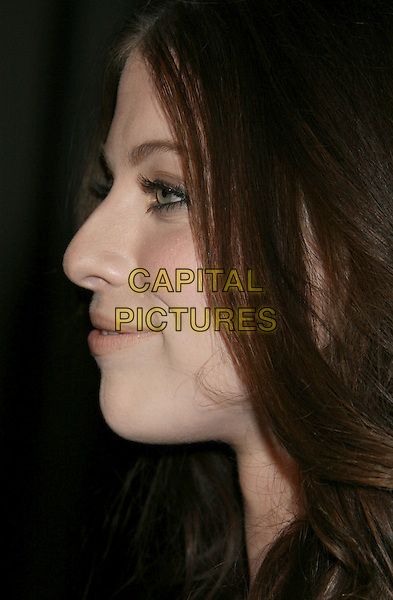 """MICHELLE TRACHTENBERG .Prada Los Angeles Hosts Private Screening of the Animated Short Film """"Trembled Blossoms"""" held at the Prada Beverly Hills Epicenter, Beverly Hills, California, USA, 19 March 2008..portrait headshot profile .CAP/ADM/RE.©Russ Elliot/Admedia/Capital PIctures"""