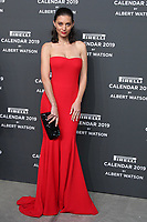 Margareth MADE,(model and actress),at the red carpet of the Pirelli Calendar launch 2019,Hangar Biccoca,MILANO,05.12.2018 Credit: Action Press/MediaPunch ***FOR USA ONLY***