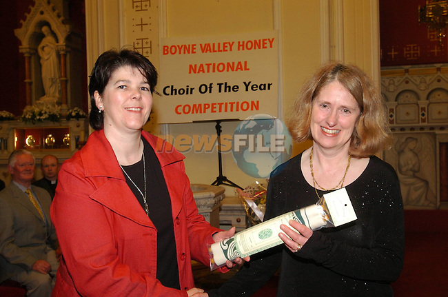 Choral festival sponsored By Boyne Valley Honey.Photo By Fran Caffrey/Newsfile.ie