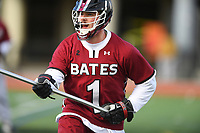 Bates College MLax at Wesleyan 2/29/2020