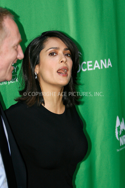 WWW.ACEPIXS.COM . . . . .  ....April 22 2010, New York City....Francois-Henri Pinault and actress Salma Hayek arriving at Christie's Green Auction: A Bid to Save the Earth in midtown Manhattan on April 22, 2010, in New York. ....Please byline: NANCY RIVERA- ACEPIXS.COM.... *** ***..Ace Pictures, Inc:  ..Tel: 646 769 0430..e-mail: info@acepixs.com..web: http://www.acepixs.com