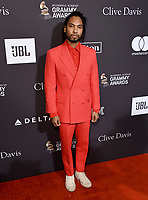 09 February 2019 - Beverly Hills, California - Miguel. The Recording Academy And Clive Davis' 2019 Pre-GRAMMY Gala held at the Beverly Hilton Hotel. Photo Credit: Birdie Thompson/AdMedia