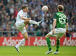 Fussball Bundesliga 2010/11: SV Werder Bremen - FC Schalke 04