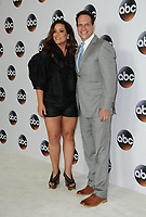 06 August  2017 - Beverly Hills, California - Kimberly Mixon, Diedrich Bader.   2017 ABC Summer TCA Tour  held at The Beverly Hilton Hotel in Beverly Hills. <br /> CAP/ADM/BT<br /> &copy;BT/ADM/Capital Pictures