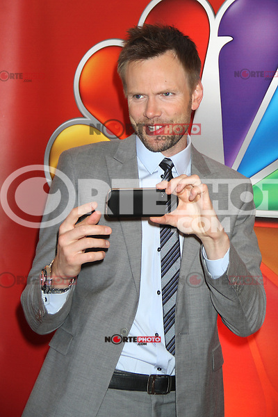Joel McHale at NBC's Upfront Presentation at Radio City Music Hall on May 14, 2012 in New York City. © RW/MediaPunch Inc.