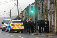 Armed police were sent to a property in Maesteg near Bridgend to deal with an incident.<br /> South Wales Police said uniformed officers had been deployed to a property on Bridgend Road in the Garth area of the town with the road closed for two hours. Sunday 28 January 2018