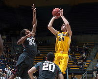 CAL Men's Basketball vs Arkansas, Monday, March 24, 2014