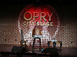 Stage for Dean Dillon in concert to launch 'Tennessee Whiskey' The New Musical based on his life at The Studio at Opry City Stage on May 12, 2018 in New York City.