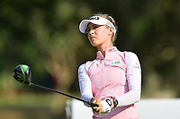 PATTAYA, THAILAND - FEBRUARY 22: Nelly Korda of USA on the 3rd tee during the second round of the Honda LPGA Thailand 2019 at Siam Country Club Pattaya (Old Course), Pattaya, Thailand on February 22, 2019.<br /> .<br /> .<br /> .<br /> (Photo by: Naratip Golf Srisupab/SEALs Sports Images)<br /> .<br /> Any image use must include a mandatory credit line adjacent to the content which should read: Naratip Golf Srisupab/SEALs Sports Images